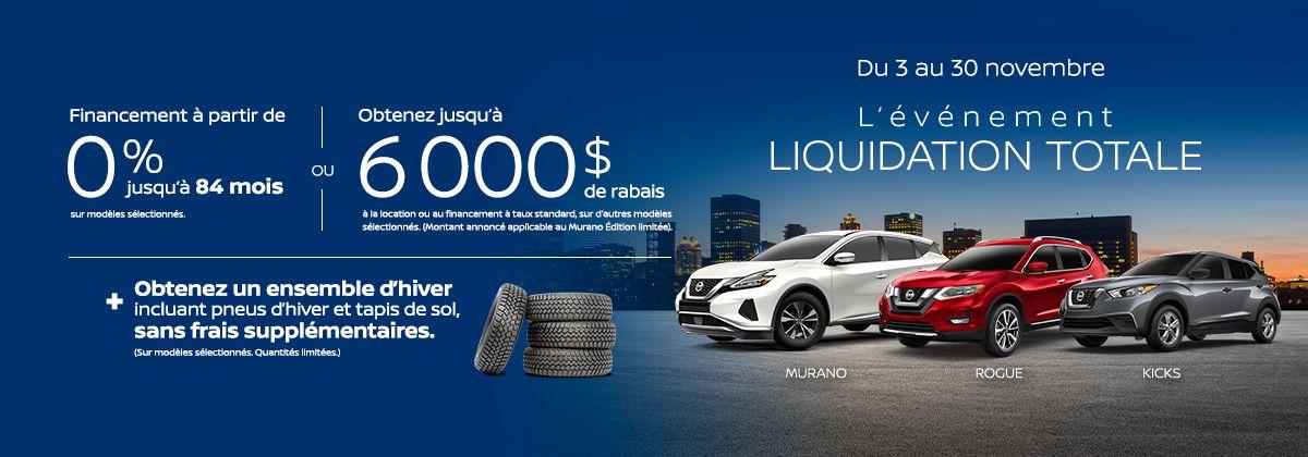 Promotion Nissan