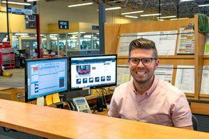Jonathan Bisson | Contrôleur d'atelier mécanique