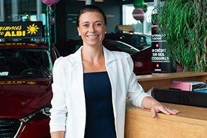 Sophie Jutras | Directrice générale du service client